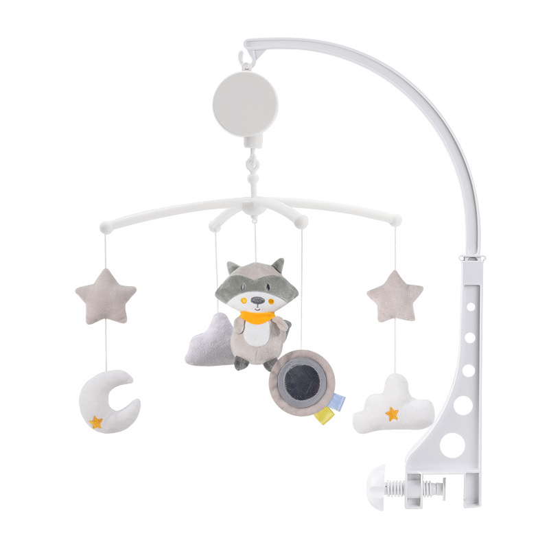 Children Infant Music Rotating Bed Bell Baby Appeal Toys