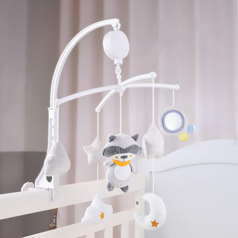 Animal bedside toys