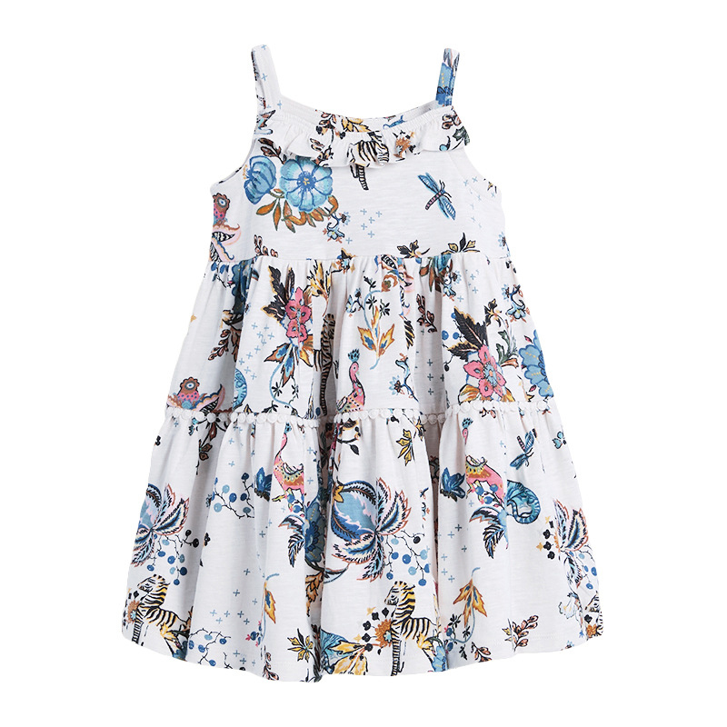 Zabra-prints-girls-sling-dress