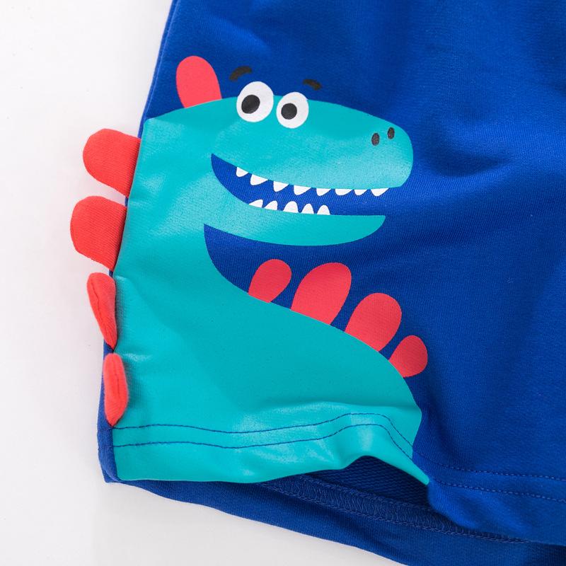 blue dinosaur boys shorts00001