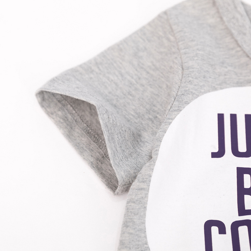just be cool Baby and Toddler T-Shirt and Mesh Shorts Set