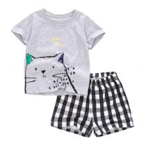 boys cat outfit set3