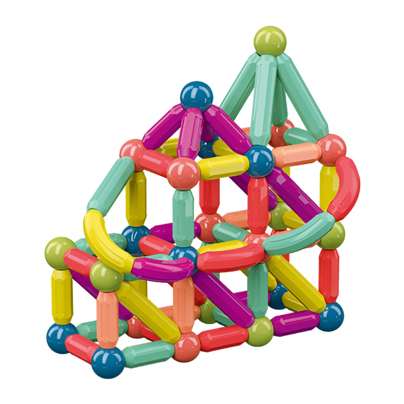 Magnetic Bar Block Children Game Early Education Game