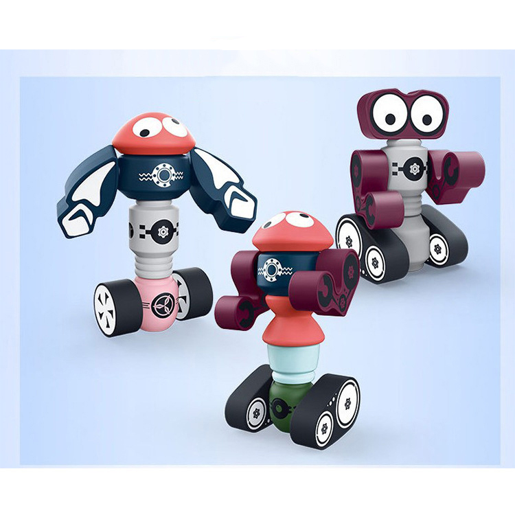 magnetic robots  toys