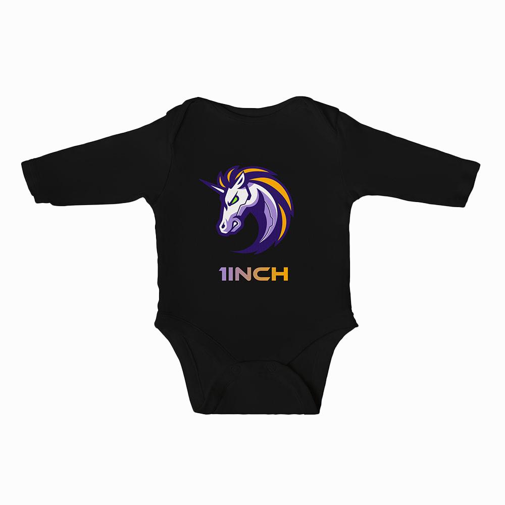 1inch Baby Boys Bodysuit Long Sleeves