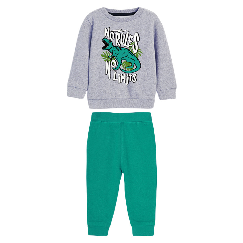 Boys No limits Outfits Autumn Long-sleeved Boys Suit