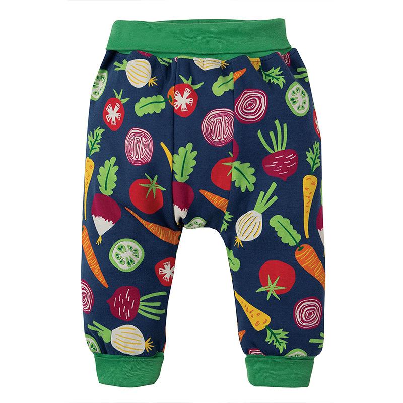Boys Cartoon Pants Cotton Children's Trousers
