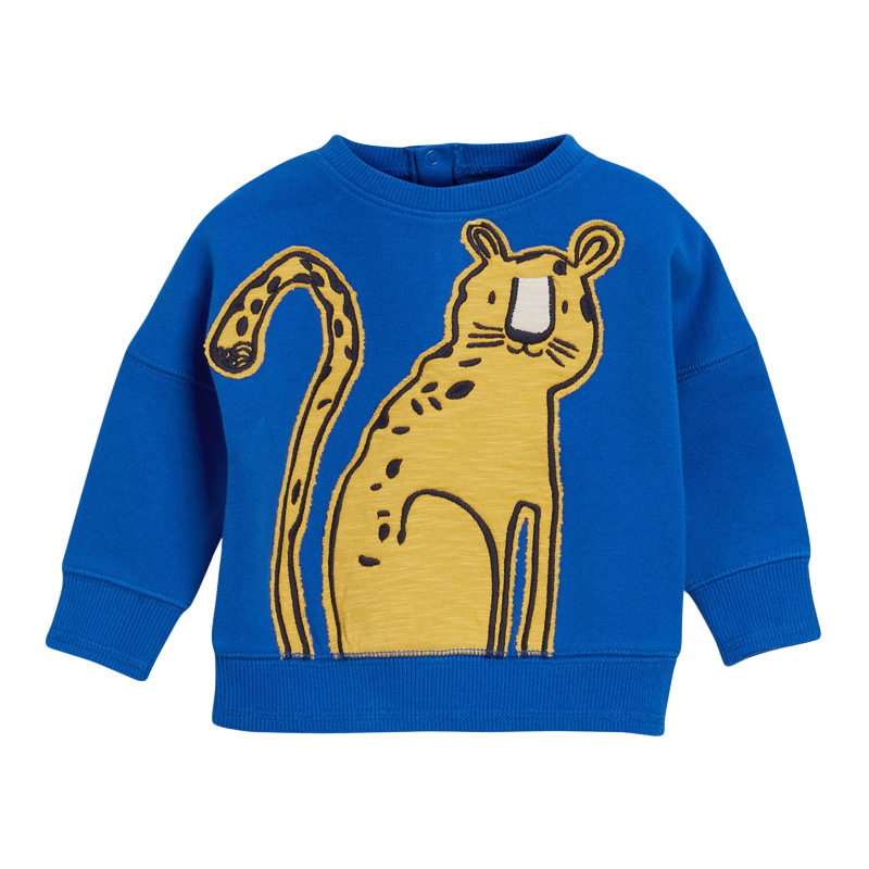 Boys Autumn Long-sleeved Sweatshirts