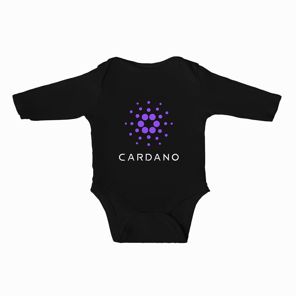 Cardano Baby Boys Bodysuit Long Sleeves