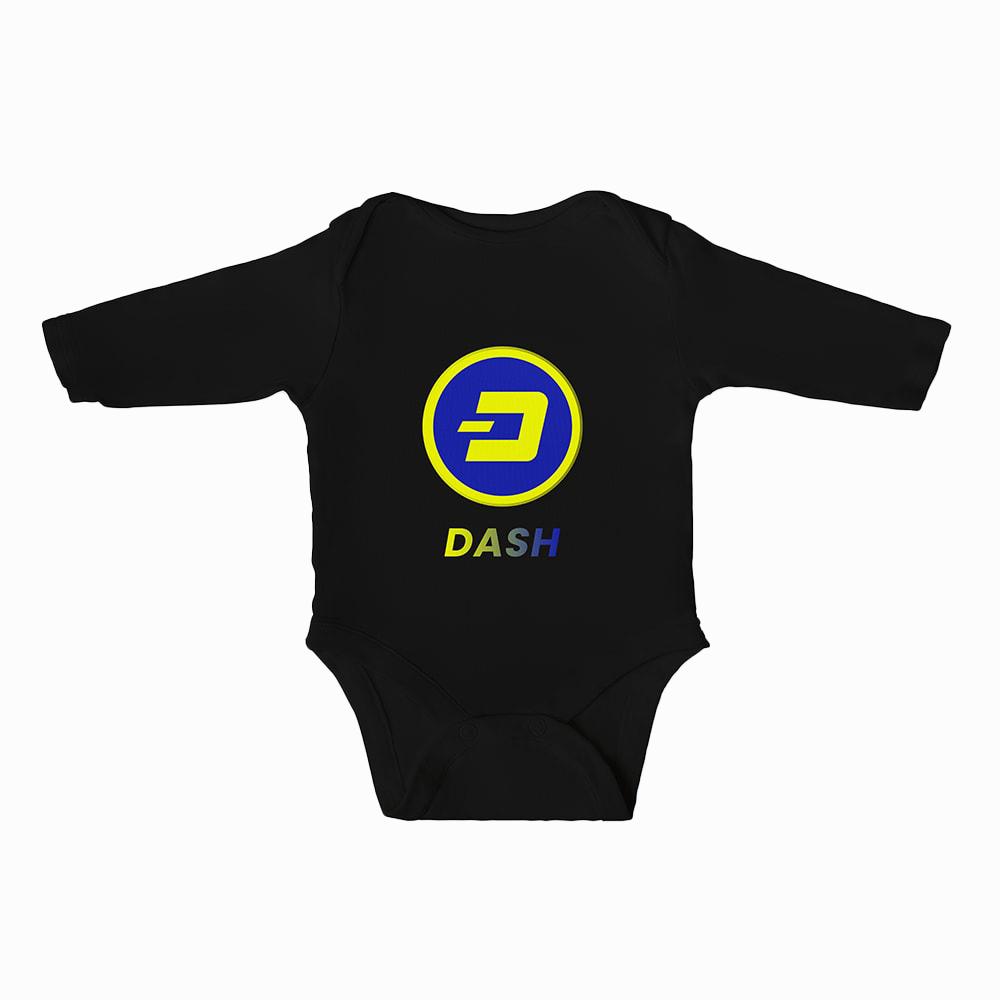 Dash Baby Boys Bodysuit Long Sleeves