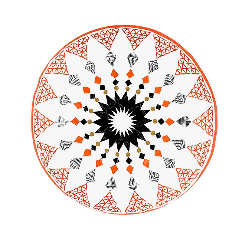 Baby Geometric Play Mat