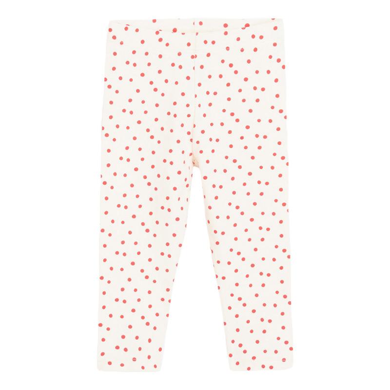 Girls Elastic Trousers Bunny Printed Autumn Girls Leggings
