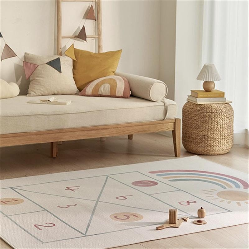 numberal game playing mat3